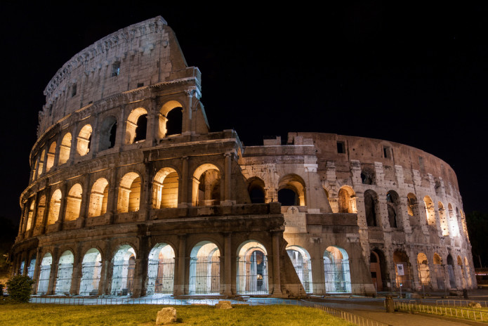 Il Colosseo e' l'attrazione piu' popolare del mondo
