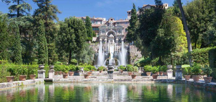 Da adesso ci si puo' sposare a Villa Adriana e Villa d'Este