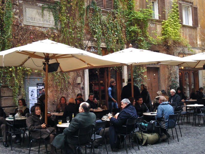 Bar della Pace Roma